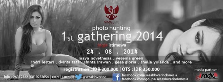 :: PHOTO HUNTING 1st GATHERING 2014 SESAK LOVER INDONESIA :::