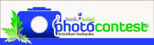 "Bank Kalsel Photo Contest ""Lestarikan Budayaku"" (Deadline: 20 Agustus 2014)"