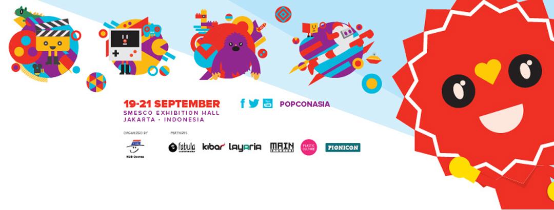 POPCON ASIA 2014