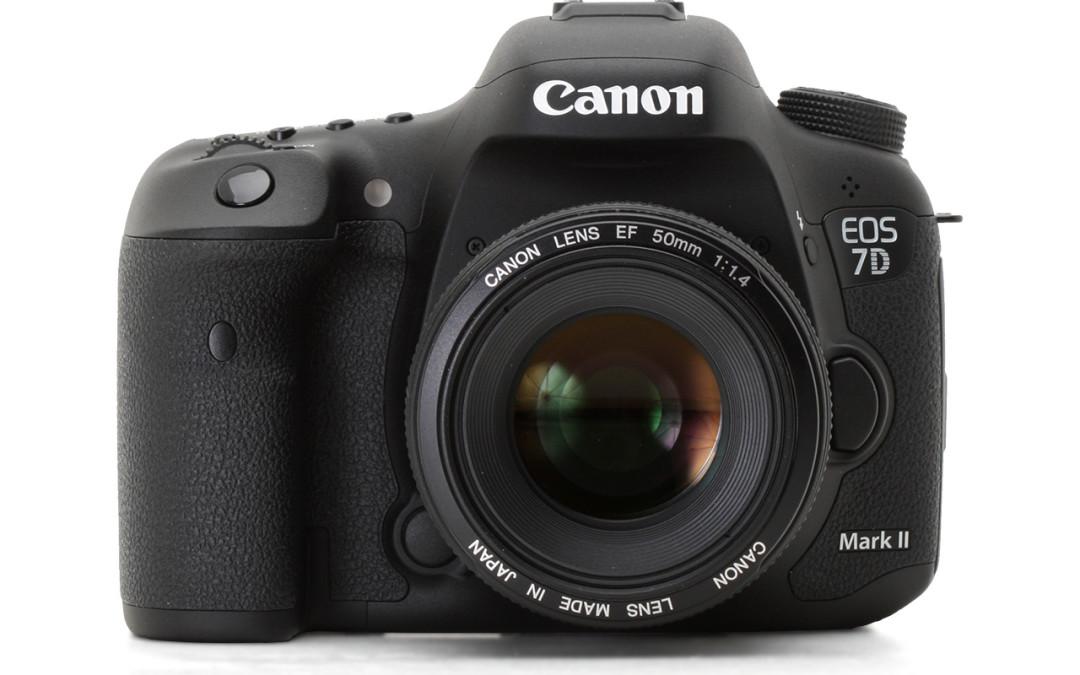 Canon EOS 7D Mark II Untuk Pengemar Highspeed Photography