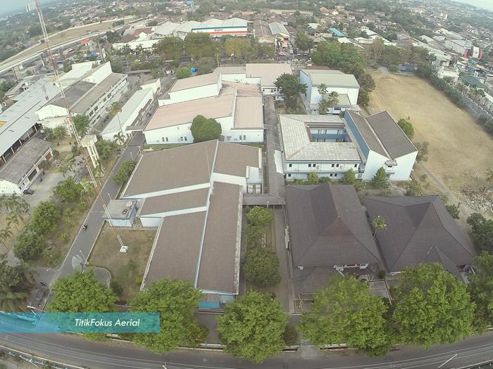 Aerial Photography Atau Foto Udara