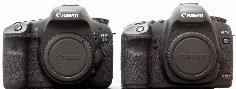 Perbandingan Canon 7D Vs Canon 5D Mark 2