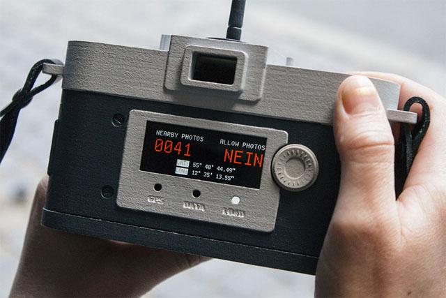 Camera Restricta, Kamera Unik dengan Fitur Cegah Duplikasi Foto