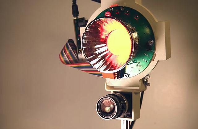 HyperCam, Kamera dengan Kemampuan Mengambil Detail Foto Yang Tidak Dapat Dilihat Oleh Mata Manusia