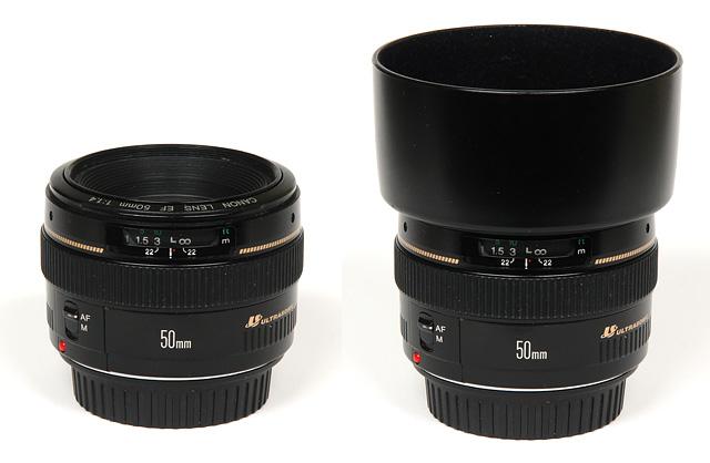Memahami Canon 50mm f/1.4 USM review, kelebihan dan kekurangan