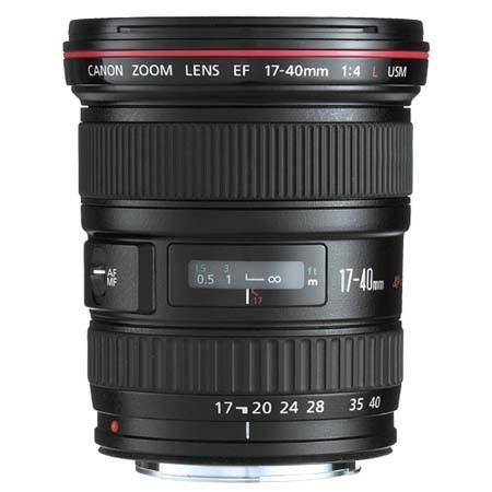 Lensa Wide Angle Canon