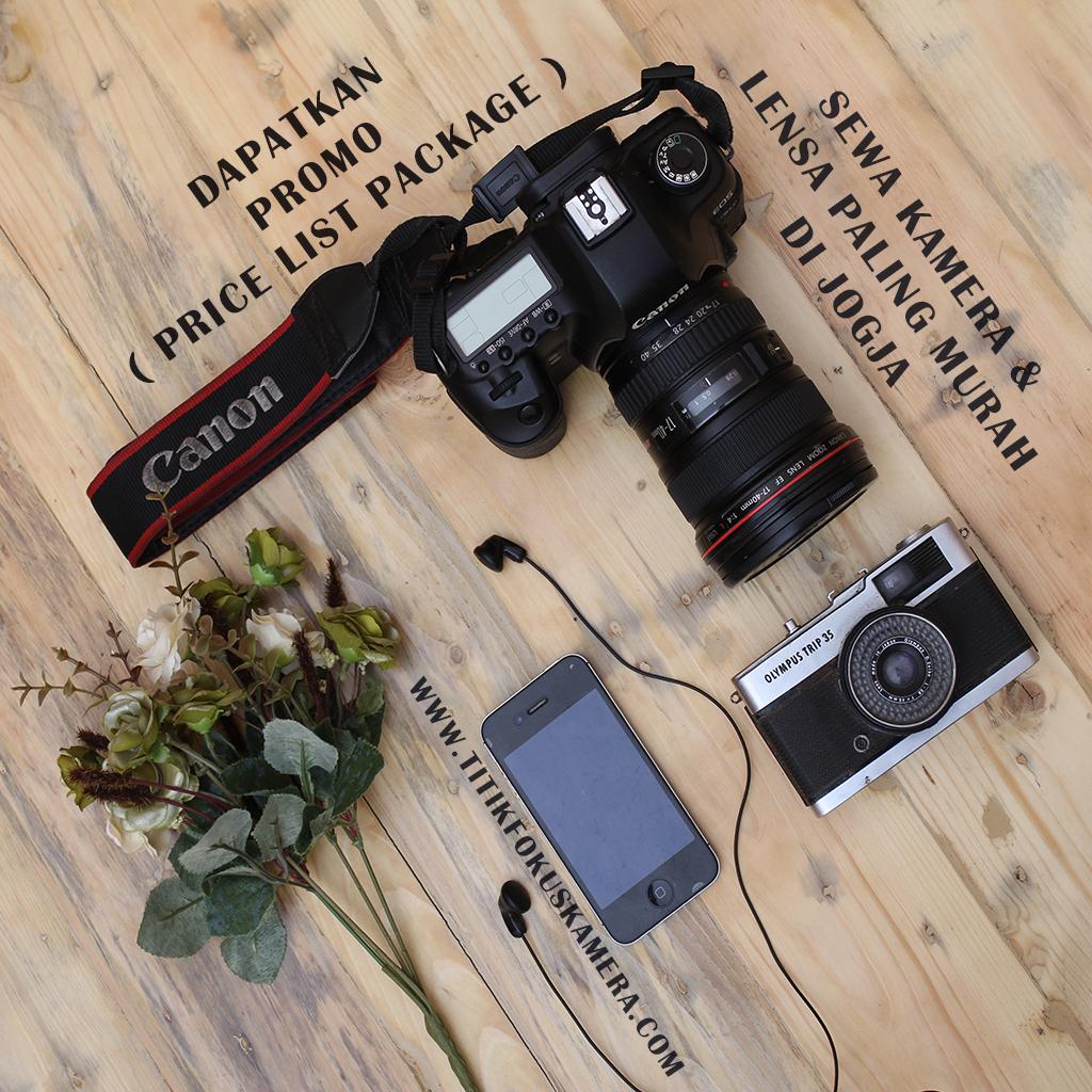 promo sewa kamera