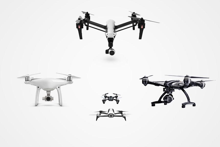 REVIEW DRONE, TITIKFOKUS KAMERA