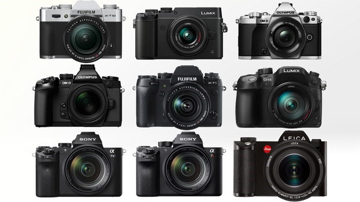 10 Kamera Mirrorless Terbaik – Part 1