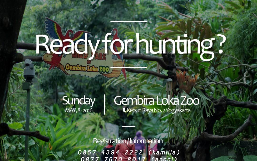 Info Event Hunting Titikfokus