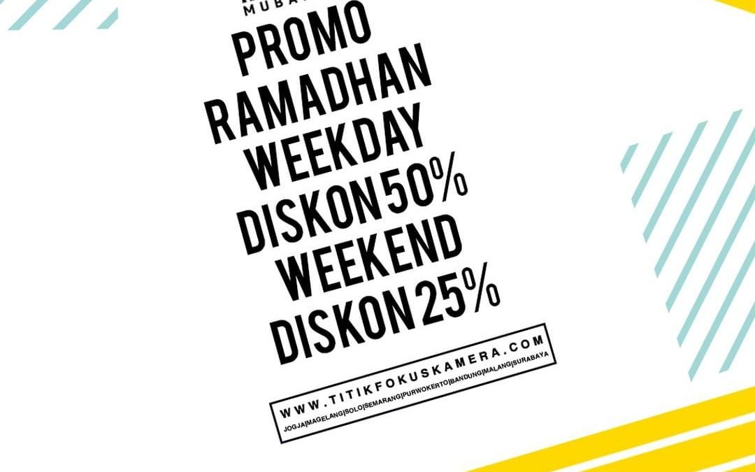 Promo Heboh di Bulan Ramadhan dari Titikfokus Kamera 2016