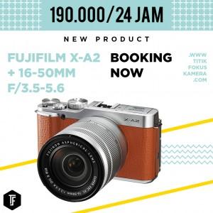 Fujifilm X-A2 + Kit