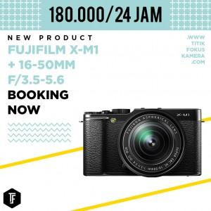 Fujifilm X-M1 + Kit