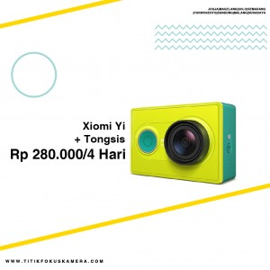 Go Pro + Xiomi 2