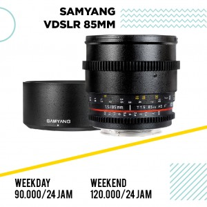 Samyang 35+85 1