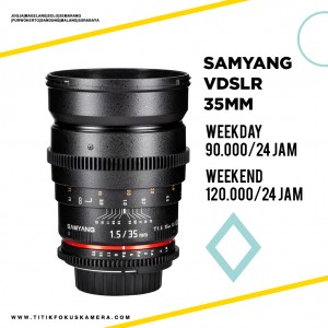 Samyang 35+85 2