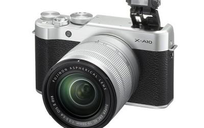 Kamera Mirrorless Murah Meriah Fujifilm X-A10
