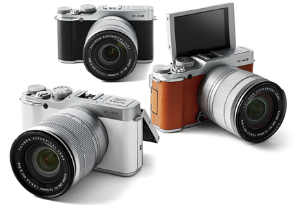 Sewa Fujifilm XA – 2  Paling Murah di Jogja