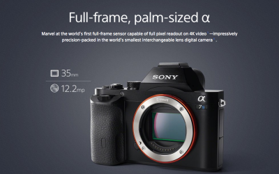 Sewa Mirrorless Sony A7s Paling Murah di Jogja